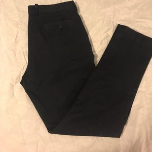J Crew men's navy dress pant